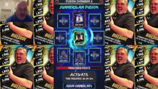 Full Runthrough of SS Fusions and SS TBT! WWE Supercard #382