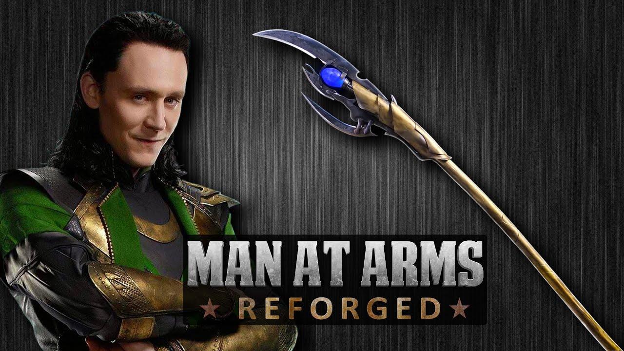 Chitauri Scepter Aka Lokis Staff The Avengers Age Of Ultron