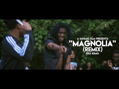 PBG Kemo- Magnolia (Remix) Official Video | Shot By @SavageFilms91 @KemoPbgTfg