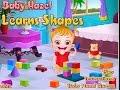 Baby Hazel Video Game - Baby Hazel Learns Shapes - Baby Hazel Learning Games