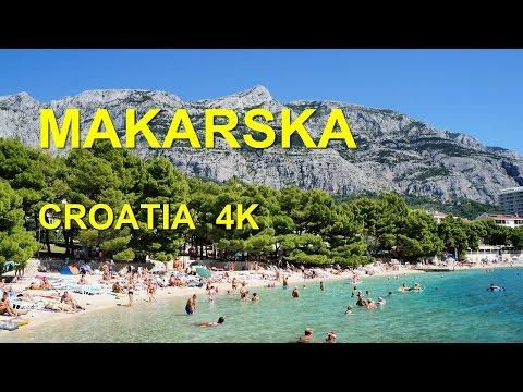 Makarska Croatia (4K Ultra HD)