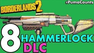 Video Top 8 Best Guns and Weapons from Sir Hammerlock's Big Game Hunt DLC for Borderlands 2 #PumaCounts download MP3, 3GP, MP4, WEBM, AVI, FLV November 2017