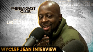 Wyclef Jean Talks Early Fugees Days, Memorable Times With Wu-Tang & His New EP J