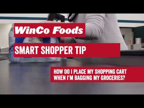 winco-foods-smart-shopper-tip---how-do-i-place-my-cart-when-i'm-bagging-my-groceries?
