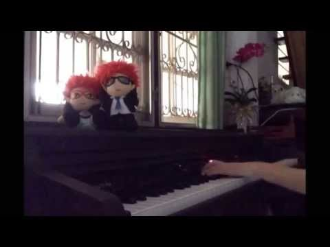 X JAPAN - The last song (Piano cover by Wim)