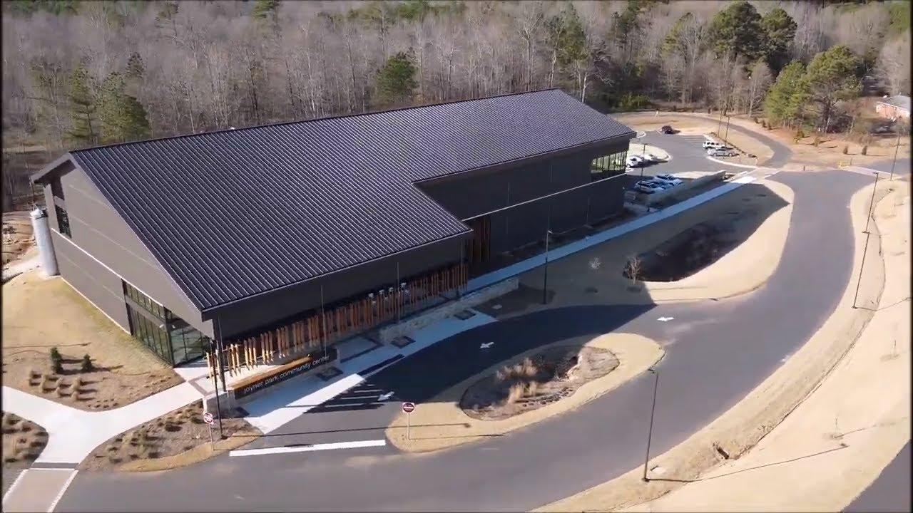 DJI Mavic Mini - Joyner Park & New Community Center