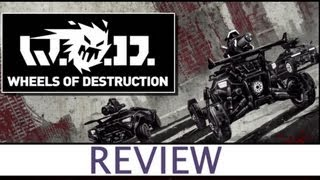 Wheels Of Destruction - Review - Platform32