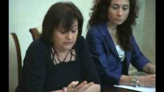 Simonetta Matone - Capo Gabinetto Ministero Pari Opportunità