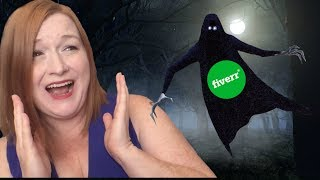 My Fiverr Nightmare, My Experiences on Fiverr, How to Choose a Designer on Fiverr, Fiverr Rant,
