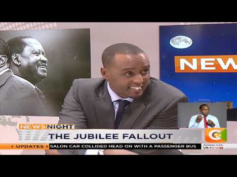 | NEWSNIGHT | The Jubilee fallout [ part 2]