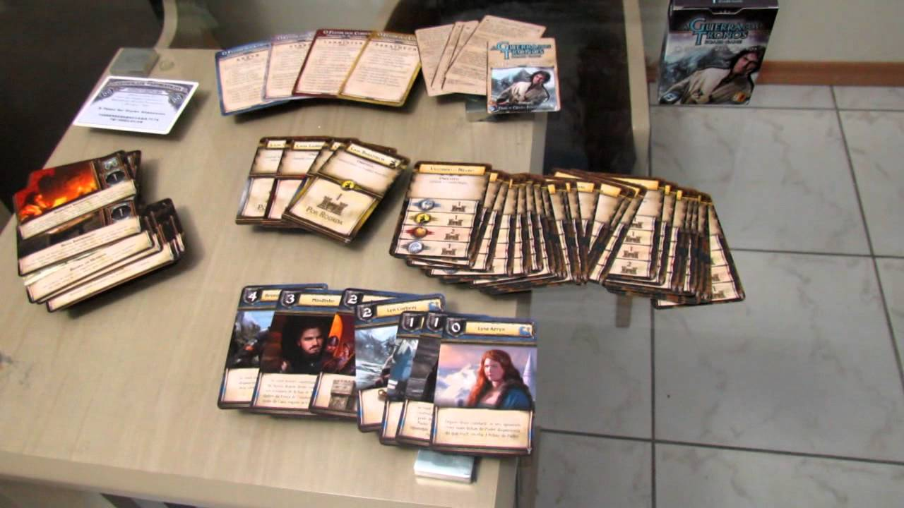 The Terrific Game of Thrones Board Game is Full of ...