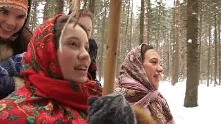 Самая веселая масленица на телеканале «Продвижение – Киров»