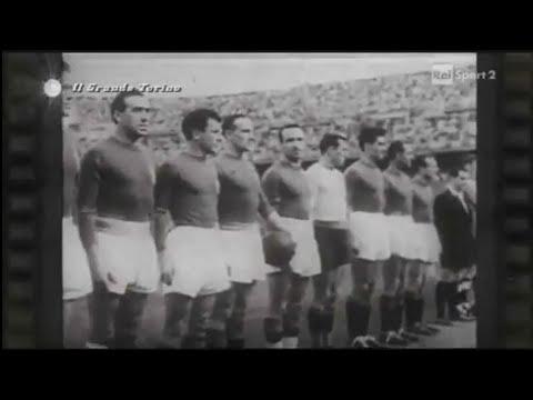 """""""Perle di Sport"""" documentario sul Grande Torino con intervista a Vittorio Pozzo"""