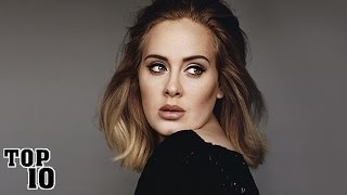 Top 10 Facts About Adele