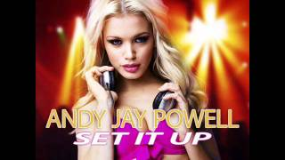 Andy Jay Powell - Set It Up (Active Sense Records)
