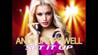 Andy Jay Powell - Set It Up (Active Sense Records)