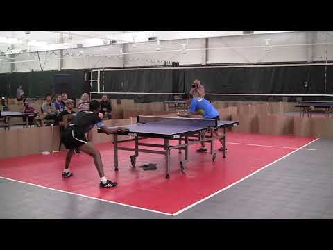 Phong Nguyen vs Adeyinka Hammed | New Orleans Spring Open