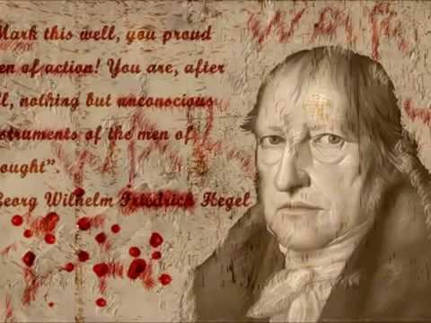 Georg Wilhelm Friedrich Hegel in 90 minutes
