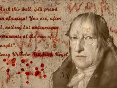 Georg Wilhelm Friedrich Hegel in 90 minutes