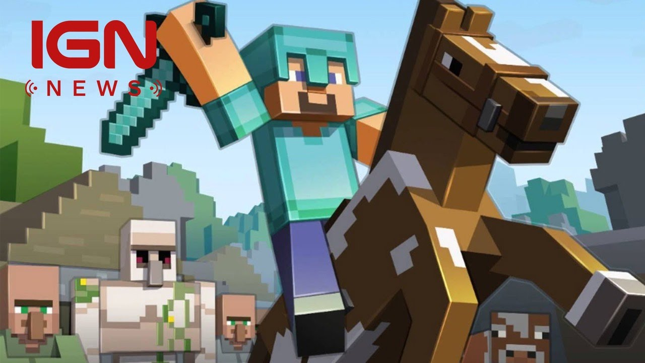 Minecraft Movie Release Date Revealed – IGN News