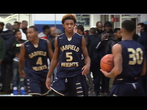 How Garfield Heights freshman Demetrius 'Meechie' Johnson Jr. scored 50 points — not 48 — vs. Benedictine: Boys basketball rewind