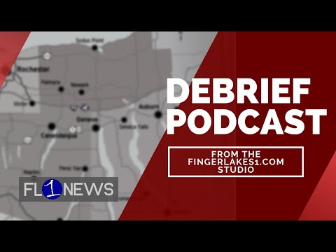 WEEKEND DEBRIEF: Discussing Butler sludge proposal and changes at Greenidge (podcast)