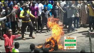 4 reportedly shot as Ejura youth clash with soldiers [Video] - myinfo.com.gh