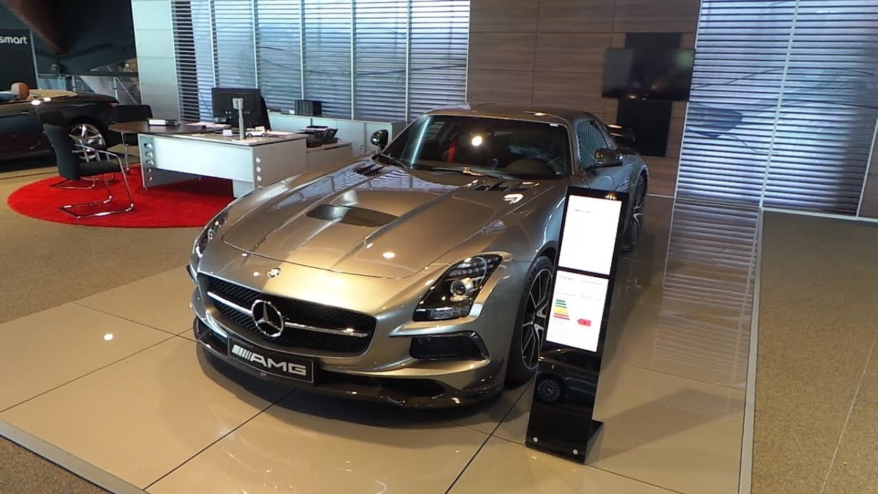 mercedes benz sls amg 2015. mercedesbenz sls amg black series 2015 start up in depth review interior exterior youtube mercedes benz sls amg e