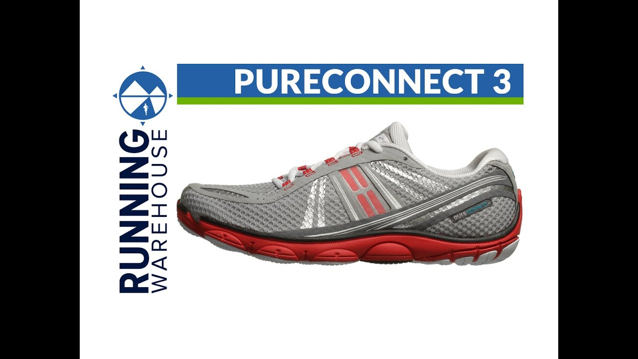 8386a9551cd Brooks PureConnect 3 for men. Running Warehouse
