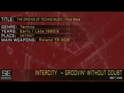 Intercity - Groovin' Without Doubt (KMS | 1987)