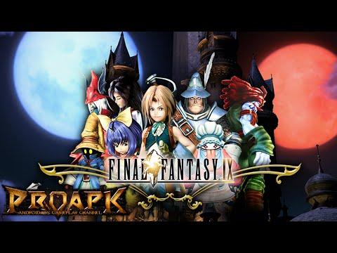 FINAL FANTASY IX Gameplay IOS / Android / PC