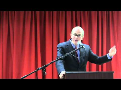 Poverty, Charity, and Justice -  Mr. Michael Matheson Miller, Authenticum Lecture Series