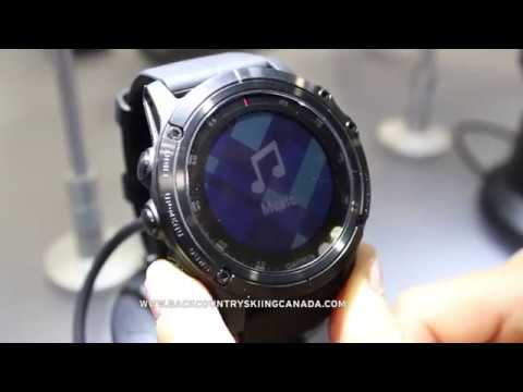 Garmin Fenix 5x Plus Youtube