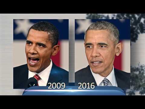 До и после: