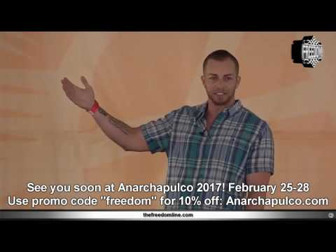 Anarchapulco & The Most Important Book Ever (standing ovation speech)