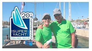 Pantaenius Race / Super Yacht Cup Palma 2016