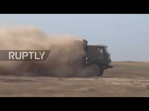 Russia: Kavkaz 2016 military drills test latest Russian missile systems