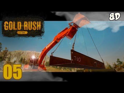 Gold Rush Ep05: Heavy Lifting.