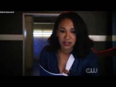 The Flash 4x19/Barry defeats Siren x/Barry cries because he misses his friend Ralph