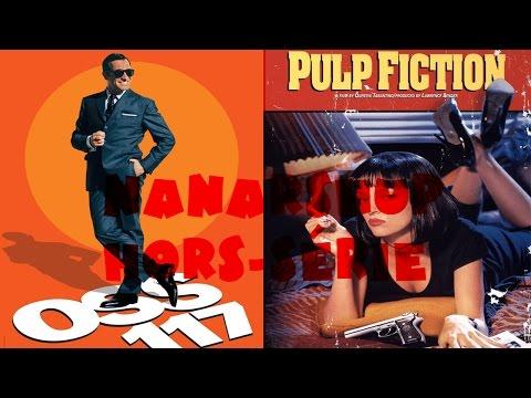 Pulp Fiction Vs OSS 117 ( Bambino)