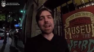 Oddventures - Austin TX USA | Dark Tourism