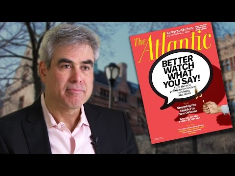Jon Haidt on The Coddling of the American Mind and How We Should Address It