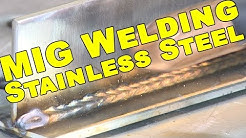 Stainless Steel MIG Welding Tips | MIG Monday