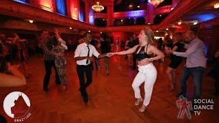 Arun & Beige - Salsa social dancing | Grazy Salsa Festival 2018