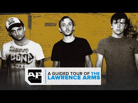The Lawrence Arms on the friction and conflict that have given them an identity Mp3