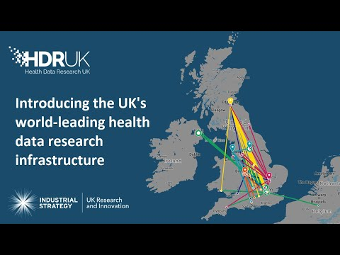 Introducing the UK's world-leading health data research infrastructure - 12th September 2019 thumbnail