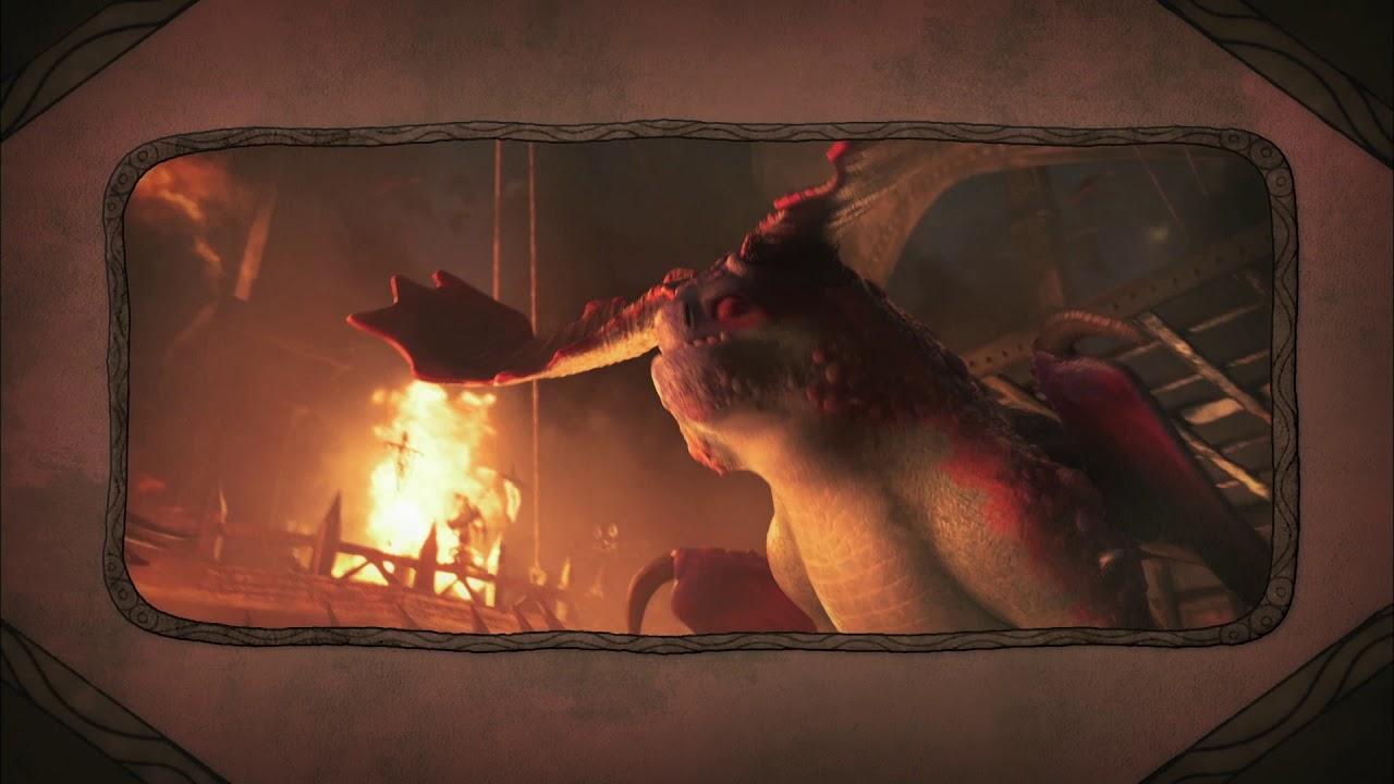 How To Train Your Dragon: The Hidden World |Goregutter|Bonus Clip| Now on  4K, Blu-ray, DVD & Digital