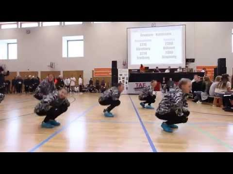 RUSH | 2. Platz | Small Groups | Deutsche Hip Hop Meisterschaft 2015