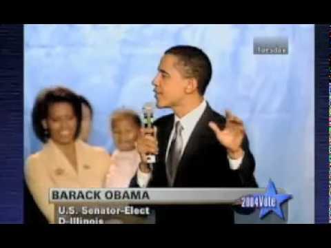 Barack Obama Senate Victory Speech 2004 (Intro)