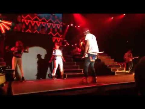 Pharrell Williams - Hot In Herre, The Dear G I R L Tour 2014